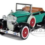 1929 Ford Model A Roadster Green 1/32 by Arko Products