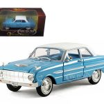 1963 Ford Falcon Blue 1/32 Diecast Car Model by Arko Products