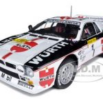 Lancia 037 #1 Wurth Rally Deutschland Winner 1/18 Diecast Model Car by Kyosho