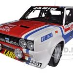 Fiat 131 Abarth #9 France Andruet 1977 Rally San Remo 1/18 Diecast Model Car by Kyosho