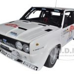 Fiat 131 Abarth #2 Jolly Club Walter Roerhl 1980 Rally San Remo 1/18 Diecast Model Car by Kyosho