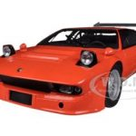 Lamborghini Urraco Rally Orange 1/18 Diecast Car Model by Kyosho