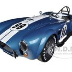Shelby Cobra 427 S/C #98 Guardsman Blue 1/12 Diecast Car Model by Kyosho