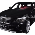 BMW X1 xDrive 2.8i E84 Black Sapphire 1/18 Diecast Car Model by Kyosho