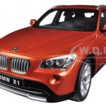 BMW X1 xDrive 2.8i E84 Valencia Orange 1/18 Diecast Car Model by Kyosho