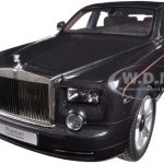 Rolls Royce Phantom Extended Wheelbase Darkest Tungsten 1/18 Diecast Car Model by Kyosho
