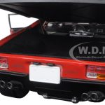 De Tomaso Pantera GTS Red 1/18 Diecast Model Car by Kyosho
