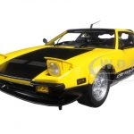 De Tomaso Pantera GTS Yellow 1/18 Diecast Model Car by Kyosho