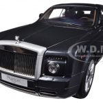 Rolls Royce Phantom Coupe Tungsten 1/18 Diecast Car Model by Kyosho