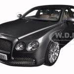 Bentley Flying Spur W12 Granite 1/18 Diecast Model Car by Kyosho