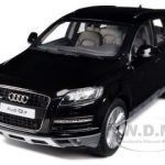 Audi Q7 Black 1/18 Diecast Car Model by Kyosho