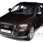 Audi Q5 Teak Brown 1/18 Diecast Car Model by Kyosho