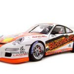 Porsche 911 (997) GT3 Carrera Cup 2006 #98 Philip Ma Limited to 2000pc 1/18 Diecast Car Model by Autoart