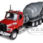 Freightliner 114SD with McNeilus Bridgemaster Mixer 1/34 Diecast Model by First Gear