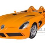 2009 Mercedes SLR Stirling Moss (Z199) Orange 1/18 Diecast Model Car by Minichamps