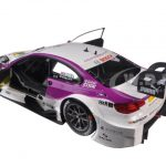 BMW M3 DTM Crowne Plaza Team RBM Mampaey Andy Priaulx 2012 #15 1/18 Diecast Model Car by Minichamps