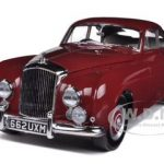1954 Bentley R Type Continental Maroon 1/18 Diecast Car Model by Minichamps