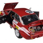 Alfa Romeo GTA 1300 Junior #40 Picchi/Chasseuil Winner Division 1 24hr Paul Picard 1971 1/18 Diecast Model Car by Minichamps