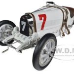 Bugatti T 35 TYPE 35 Grand Prix National Color Project Poland 1/18 Diecast Model Car by CMC