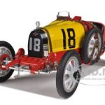 Bugatti T 35 TYPE 35 Grand Prix National Color Project Spain 1/18Diecast Model Car by CMC