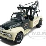 1951 Ford Tow Truck Harrison Motor Service Truck 1/34 Diecast Model by First Gear