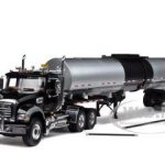 Mack Granite with Hot Products Tanker Trailer 1/34 Diecast Model by First Gear