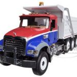 Mack Granite Dump Truck 1/34 Diecast Model by First Gear