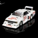 1984 Nissan Bluebird #20 Silhouette Gr.5 Coca Cola Light 1/43 Diecast Car Model by True Scale Miniatures