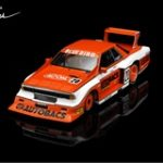 1983 Nissan Bluebird #20 Silhouette Gr.5 Autobacs 1/43 by True Scale Miniatures
