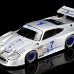 1985 Porsche Fabcar 935-84 #7 Daytona 24hr  Bob Akin Polo Ralph Laurent 1/43 Diecast Car Model by True Scale Miniatures