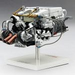 Porsche 935 K3 Twin Turbo Engine Model 1/18 by True Scale Miniatures
