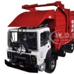 Mack TerraPro Garbage Truck with Heil Half/Pack Freedom Front End Loader with CNrG Tailgate including Bin 1/34 For Adult Collectors for Display Purpose by First Gear