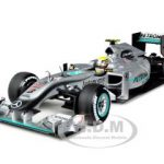 2010 Mercedes GP Petronas MGP W01 Nico Rosberg 1/18 Diecast Model Car by Minichamps