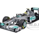Mercedes GP Petronas F1 Team MGP W02 Nico Rosberg 2011 1/18 Diecast Model Car by Minichamps