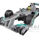 2012 Mercedes AMG Petronas F1 Team W03 Nico Rosberg 1st Win Chinese GP Limited to 1200pc Worldwide 1/18 Diecast Model Car by Minichamps