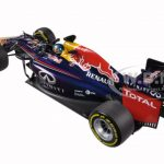 2014 Infiniti Red Bull Racing F1 RB10 Sebastian Vettel 1/18 Diecast Model Car by Minichamps