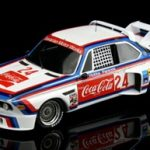 1976 BMW 3.0 CSL #24 BMW Motorsports/Coca Cola Daytona 24hrs 1/43 by True Scale Miniatures