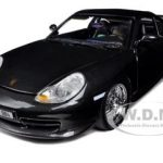 Porsche GT3 Strasse Black 1/18 Diecast Car Model by Bburago