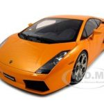 Lamborghini Gallardo Orange 1/12 Diecast Model Car by Autoart