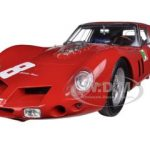 1962 Ferrari 250GT 250 GT Breadvan #8 1/18 Model Car by Fujimi