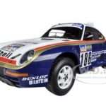 1986 Porsche 959/50 #186 Dakar Rally Raid Winner 1/18 by True Scale Miniatures