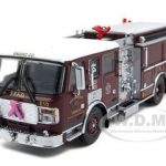 Pink Ribbon Engine 2010 San Francisco Engine 10 ALF Eagle Pumper 1 of 2004 Produced 1/64 Diecast Model by Code 3