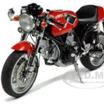 Ducati Sport 1000 Red 1/12 Diecast Model by Autoart