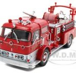 Mack C Fire Pumper FDNY Chief Cassano Engine 31 Commemorative Edition 1 of 2500 Made 1/64 Diecast Car Model by Code 3