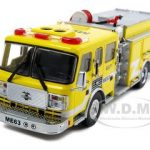 American LaFrance Eagle Chino Valley CA Medical 63 Fire Engine 1 of 1500 Produced 1/64 Diecast Car Model by Code 3