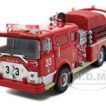 Mack CF Pumper FDNY Fire Engine 33 1 of 1500 Produced 1/64 Diecast Model by Code 3