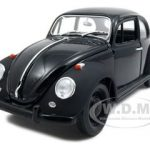 1967 VW Volkswagen Beetle Black Bandit 1/18 Diecast Model Car by Greenlight