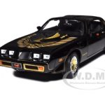 1980 Pontiac Trans Am Turbo 4.9L Smokey And The Bandit 2 Movie Car 1/18 Diecast Model by Greenlight