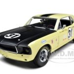 1967 Ford Mustang T/A #31 Jerry Titus Racing Tribute Edition 1/18 Diecast Car Model by Greenlight