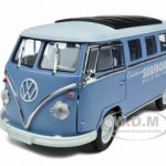 1962 Volkswagen Microbus Custom Surfboards HaleiwaHawaii 1/18 Diecast Model Car by Greenlight